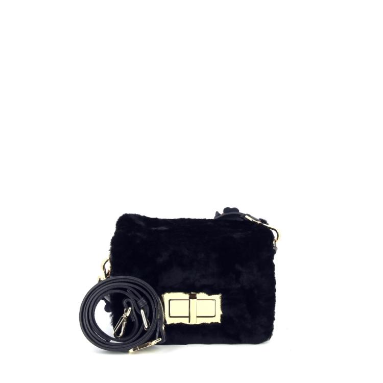 Dimoni tassen handtas zwart 178994