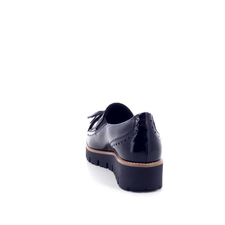 Dl sport  damesschoenen mocassin zwart 199481