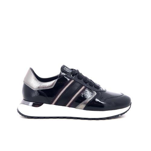 Dlsport damesschoenen veterschoen zwart 218187