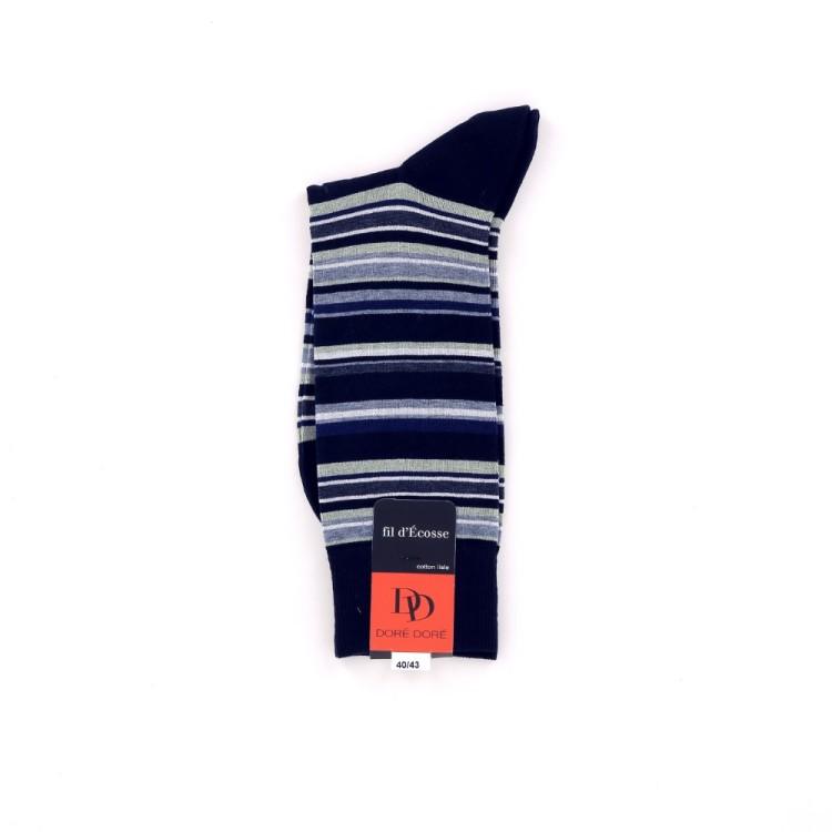 DorÉ dorÉ accessoires kousen donkerblauw 193604
