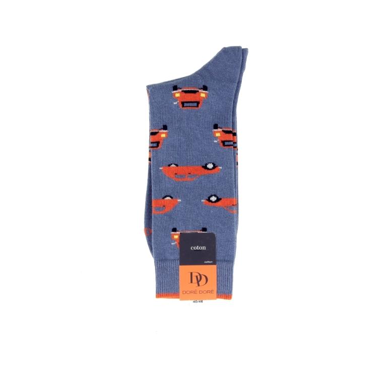 DorÉ dorÉ accessoires kousen jeansblauw 177190