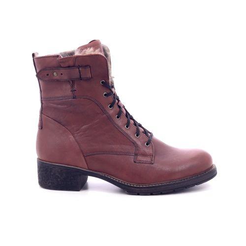 Durea damesschoenen boots cognac 200308