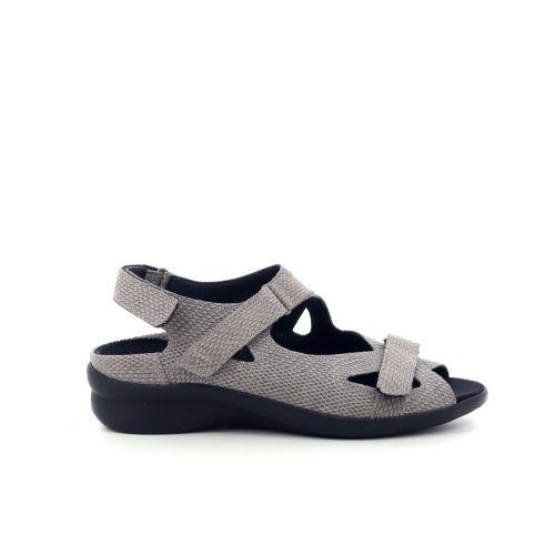 Durea damesschoenen sandaal taupe 204385