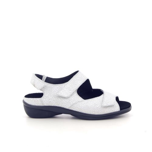 Durea damesschoenen sandaal wit 182629