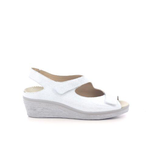 Durea damesschoenen sandaal wit 204390