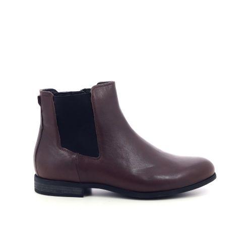 Durea damesschoenen boots zwart 200313