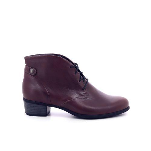 Durea damesschoenen boots zwart 200316