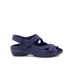 Durea damesschoenen comfort blauw 172509