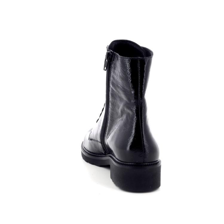 Durea damesschoenen boots zwart 200309