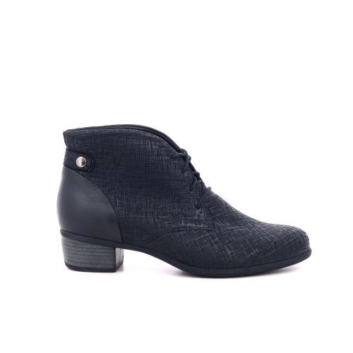 Durea  boots zwart 210728