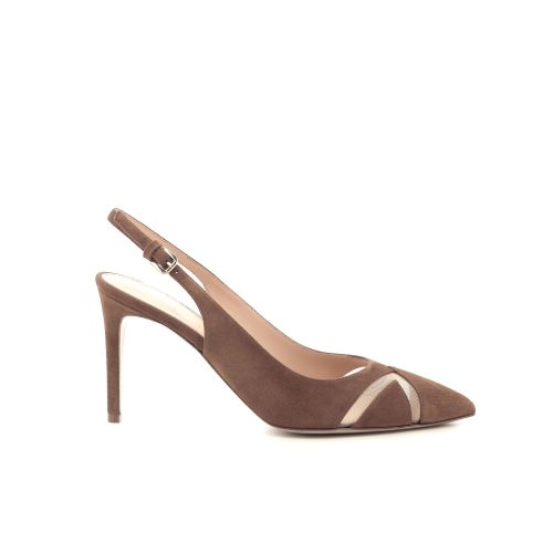 Dyva damesschoenen sandaal naturel 206084