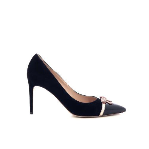 Dyva damesschoenen pump zwart 206083
