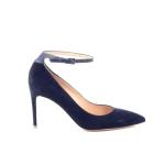 Dyva damesschoenen pump blauw 173262