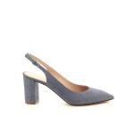 Dyva damesschoenen sandaal blauw 195580