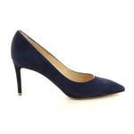 Dyva damesschoenen pump blauw 173224