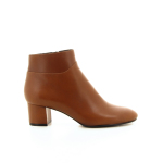 Dyva damesschoenen boots cognac 20260