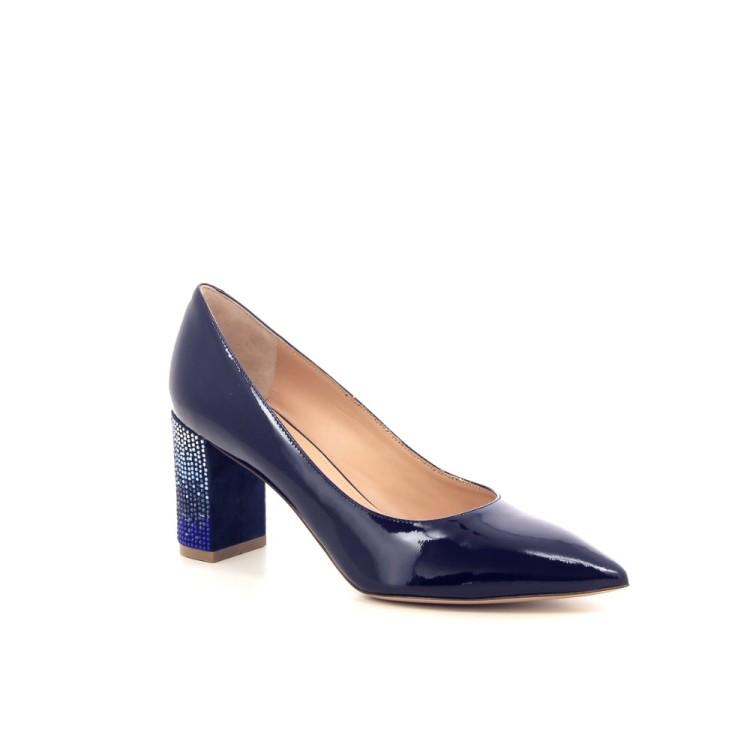 Dyva damesschoenen pump donkerblauw 195513