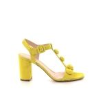 Dyva damesschoenen sandaal geel 173287