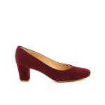 Dyva damesschoenen pump rood 167596