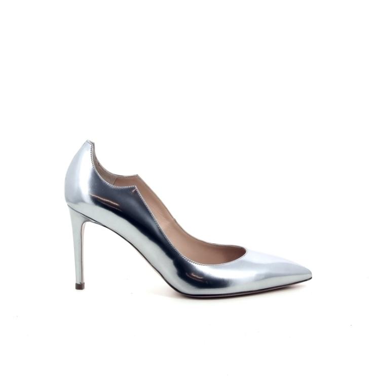 Dyva damesschoenen pump zilver 173247