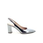 Dyva damesschoenen sandaal zilver 173272