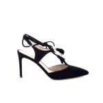 Dyva damesschoenen sandaal zwart 173275