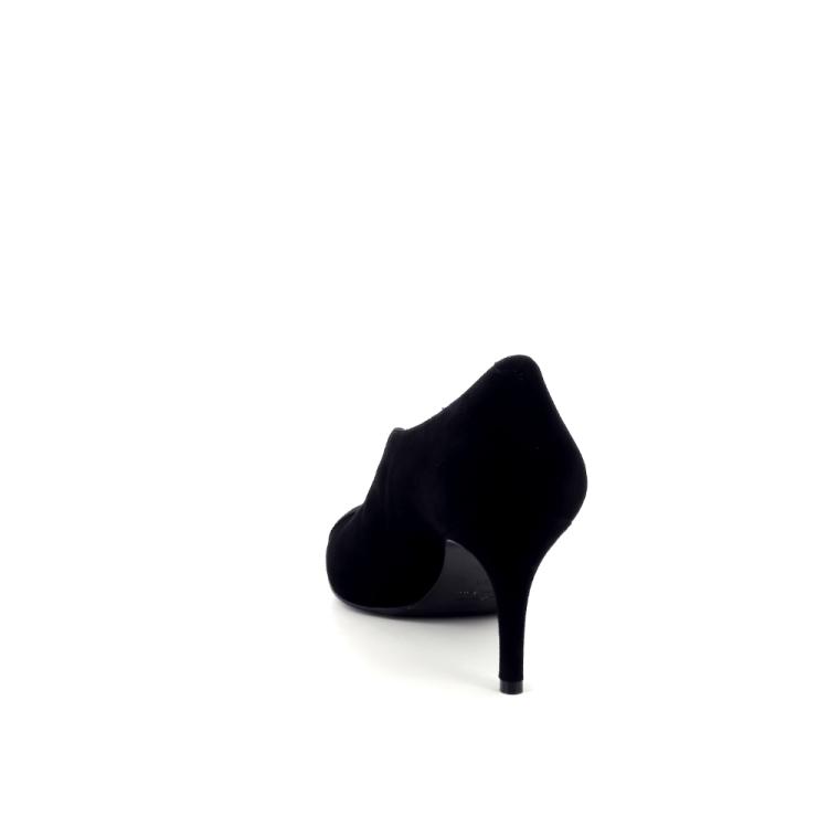 Dyva damesschoenen mocassin zwart 200177