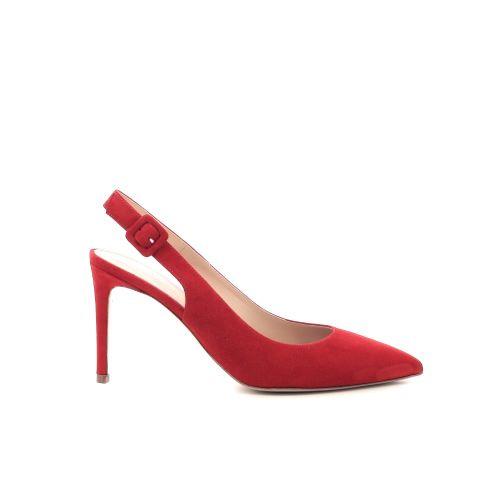 Dyva  sandaal rood 206063