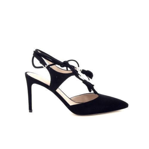 Dyva solden sandaal zwart 173275