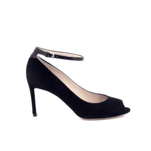 Dyva solden sandaal zwart 173303