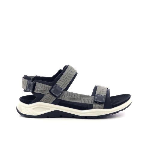 Ecco herenschoenen sandaal taupe 203920