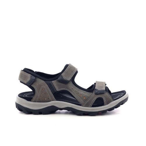 Ecco herenschoenen sandaal taupe 214615