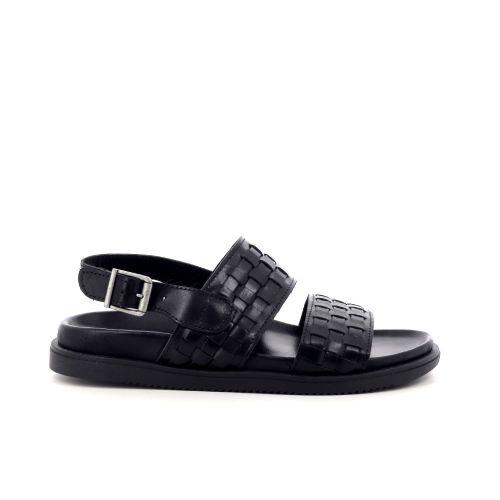 Ehm herenschoenen sandaal zwart 214586