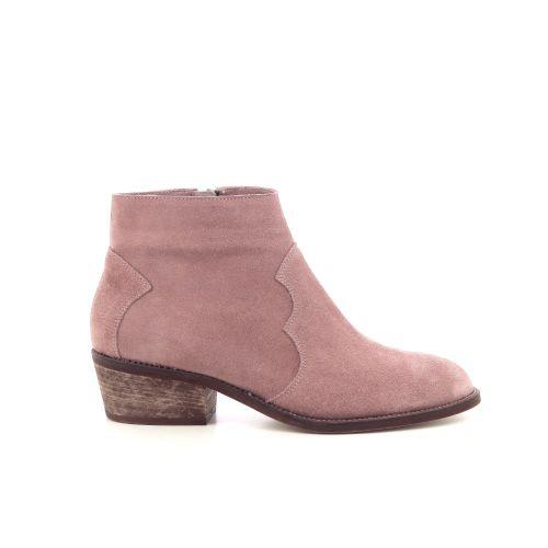 Ela marcacci damesschoenen boots camel 207081