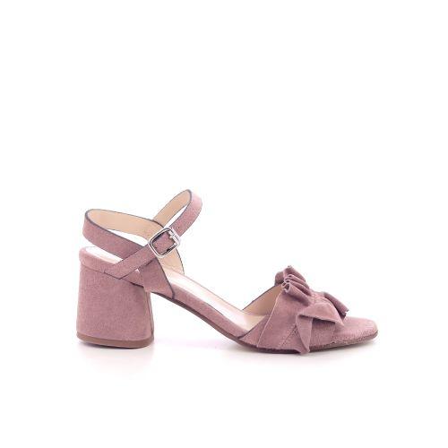 Ela marcacci damesschoenen sandaal poederrose 207083
