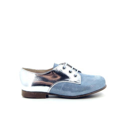 Eli kinderschoenen veterschoen jeansblauw 169262