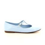 Eli kinderschoenen ballerina blauw 10511