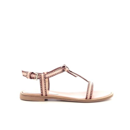 Eliza damesschoenen sandaal poederrose 213119