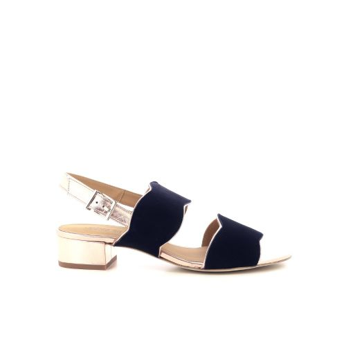 Emma go damesschoenen sandaal donkerblauw 205562
