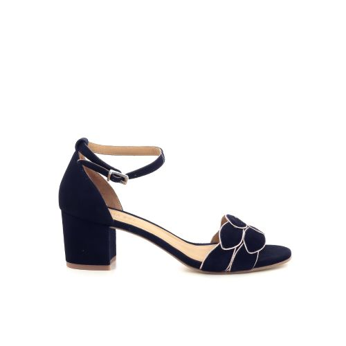 Emma go damesschoenen sandaal donkerblauw 205563