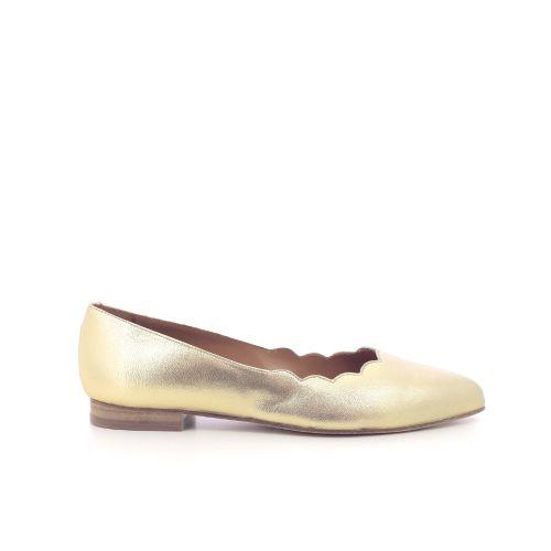 Emma go damesschoenen ballerina goud 205557