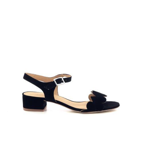 Emma go damesschoenen sandaal zwart 205560