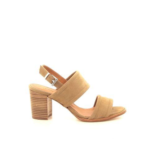 Emma go solden sandaal camel 184362