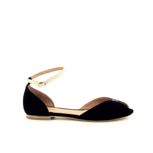 Emma go solden sandaal zwart 195087