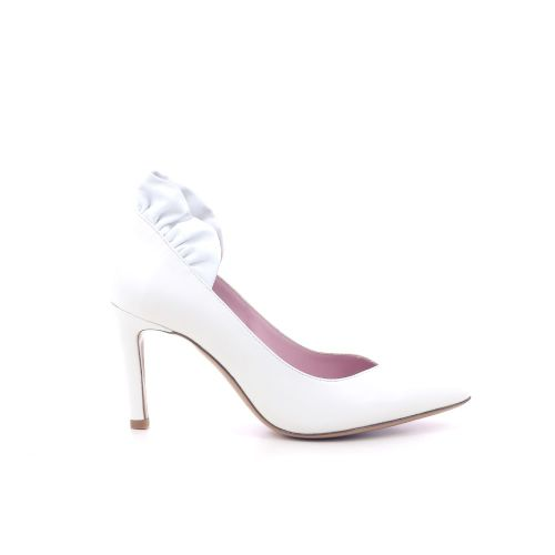 Essentiel damesschoenen pump wit 204278