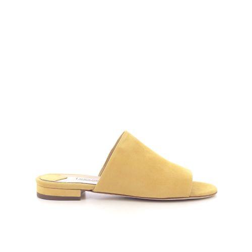 Fabio rusconi damesschoenen sleffer geel 205630