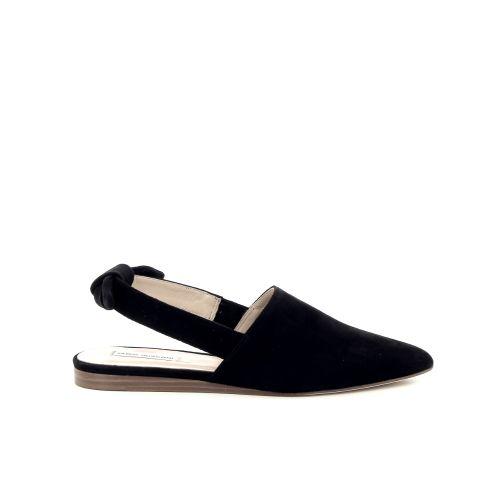 Fabio rusconi damesschoenen sandaal zwart 195183