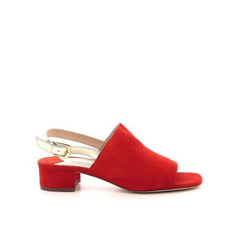 Fabio rusconi damesschoenen sandaal zwart 195195