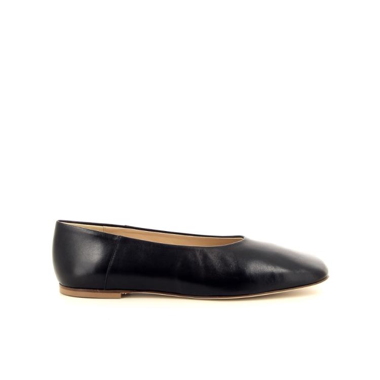 Fabio rusconi damesschoenen ballerina zwart 195012