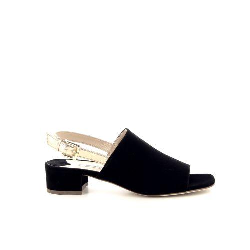 Fabio rusconi koppelverkoop sandaal zwart 195195
